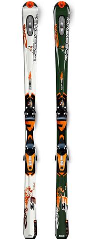 Геометрия лыж