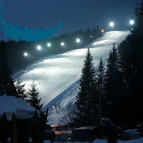 Лучший горнолыжный курорт в карпатах