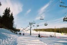 Игналина - горнолыжный курорт Литвы