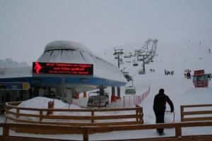 Зимний отдых в Австрии –Зельден 2010