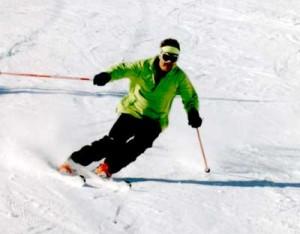 Три техники катания на горных лыжах