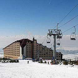 Турция-горнолыжные курорты и горные лыжи