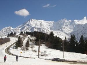 Где можно прокатиться летом на лыжах