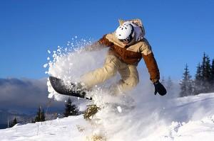 Недорогой отдых на сноуборде в Европе