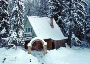 """Баня на горнолыжном курорте """"Сказка"""""""