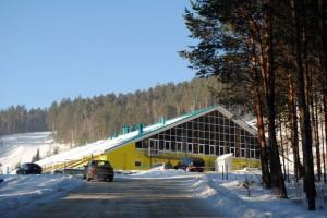 Административное здание курорта
