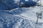 Склоны на Лысой горе