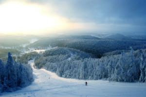 Зимний спорт в Челябинской области
