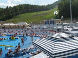 Летний отдых в Красноярске