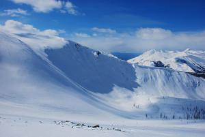Гора Ленинградка на Байкале