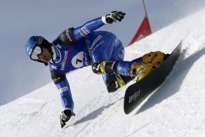 Спуски для сноубордистов на курорте в России