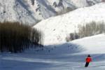 Трассы на курорте в Казахстане