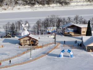 Горнолыжный курорт Малиновка