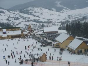 горнолыжный курорт Плай