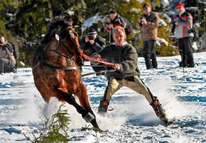 Зимний спорт в Казахстане