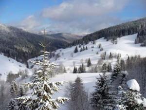 горнолыжный курорт Тысовец